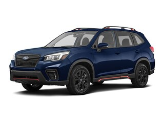 New 2021 Subaru Forester Sport SUV JF2SKARC4MH423985 for Sale on Long Island at Riverhead Bay Subaru
