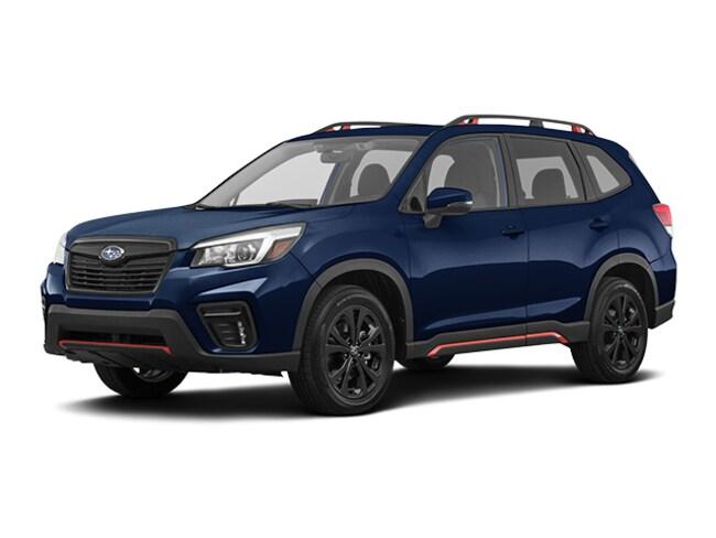 New 2021 Subaru Forester Sport SUV in Macomb