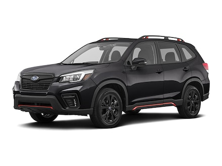 Featured New 2021 Subaru Forester Sport SUV for Sale in Jamestown, NY