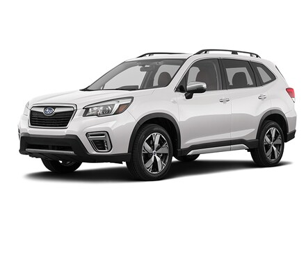 Featured New 2021 Subaru Forester Touring SUV for Sale in Brockport, NY