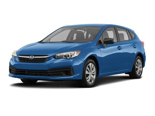 2021 Subaru Impreza Base Trim Level 5-door