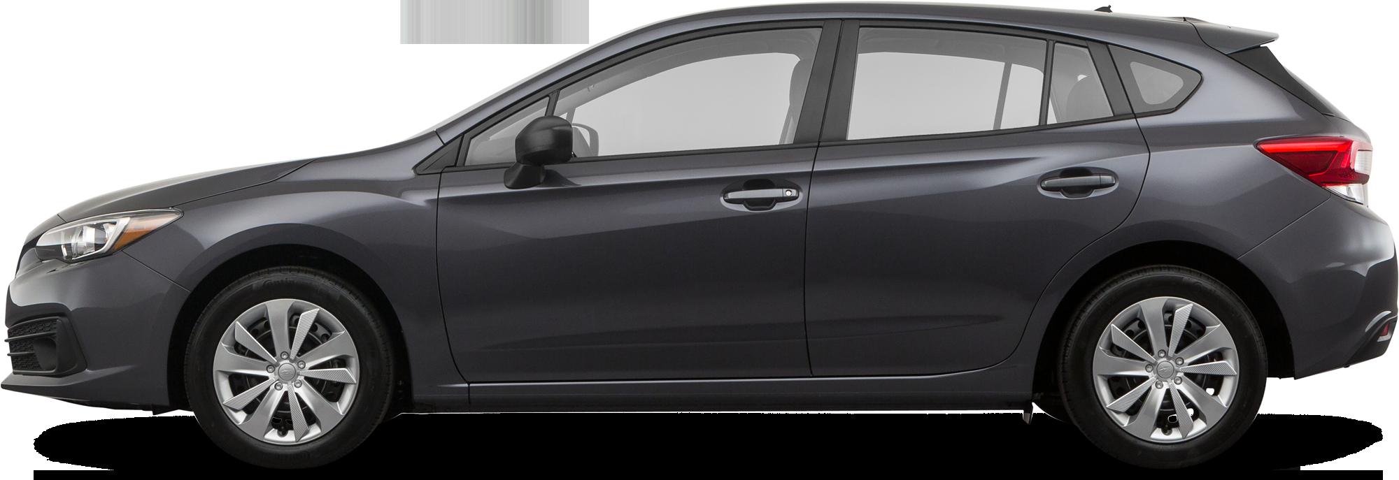 2021 Subaru Impreza Hatchback Convenience