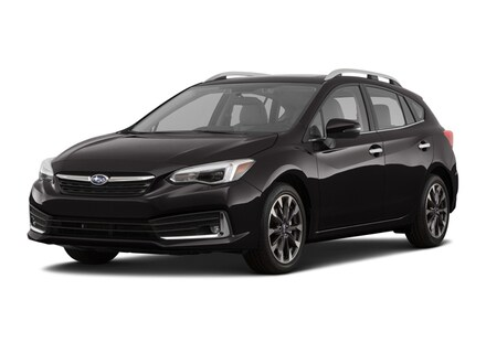 2021 Subaru Impreza Limited 5-door