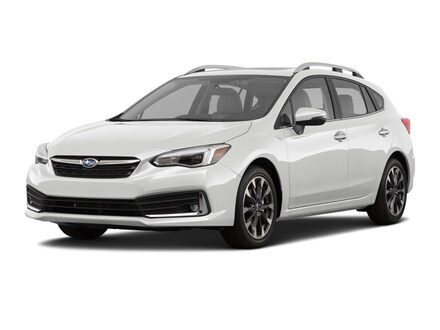 New 2021 Subaru Impreza Limited 5-door in Ithaca, NY
