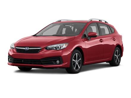 New 2021 Subaru Impreza Premium 5-door Idaho Falls, ID