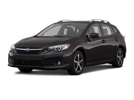 Featured New 2021 Subaru Impreza Premium 5-door for Sale in Kirkland, WA