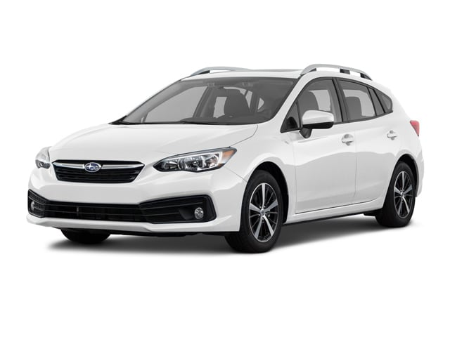 2021 Subaru Impreza 5-door