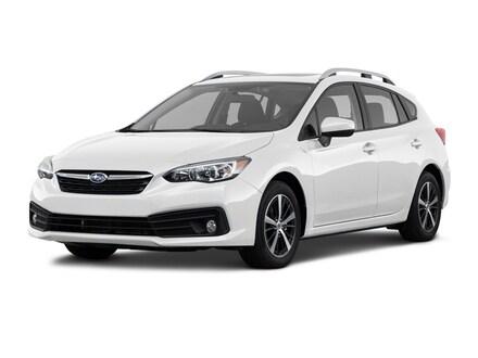 New 2021 Subaru Impreza Premium 5-door in Kennesaw GA