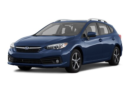 New 2021 Subaru Impreza Premium 5-door in Cumming GA