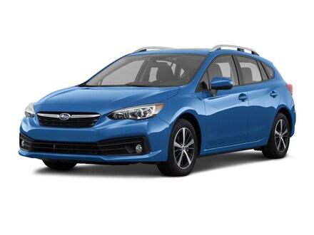 New 2021 Subaru Impreza Premium 5-door for sale in Riverhead, NY