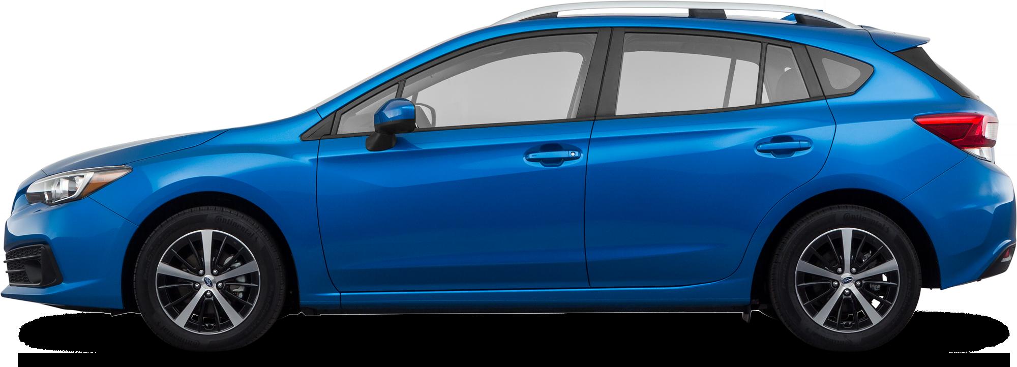 2021 Subaru Impreza 5-door Premium