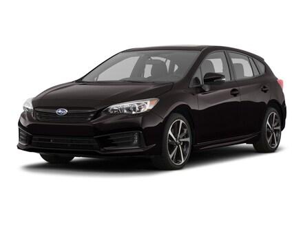 New 2021 Subaru Impreza Sport 5-door for sale near Manhattan
