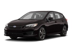 New 2021 Subaru Impreza Sport 5-door Z23252 for sale in Georgetown, TX