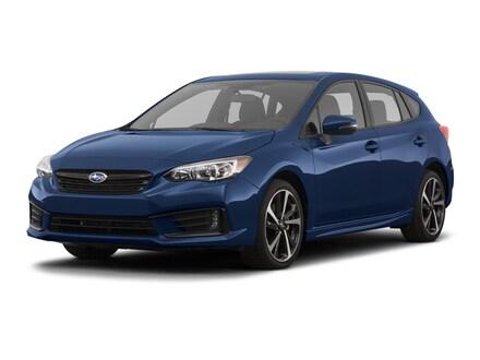 Featured New 2021 Subaru Impreza Sport 5-door SA717430 for sale in Bedford, PA