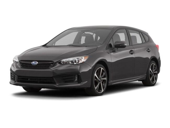 New 2021 Subaru Impreza Sport 5-door in Limerick, PA
