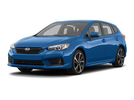 Featured New 2021 Subaru Impreza Sport Sport  CVT for Sale in Lancaster, PA
