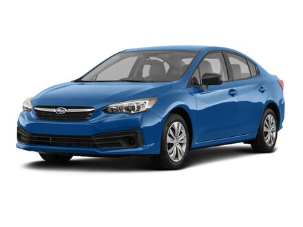 2021 Subaru Impreza Base Trim Level Sedan
