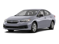 New 2021 Subaru Impreza Base Trim Level Car Moon Township, PA
