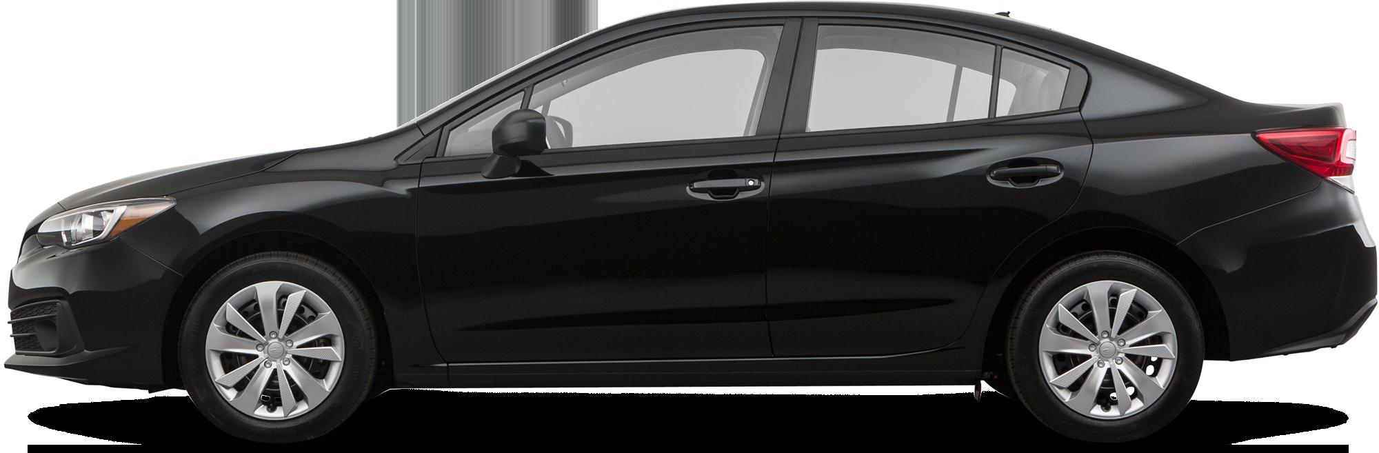 2021 Subaru Impreza Sedan Base Trim Level