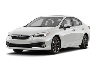 New 2021 Subaru Impreza Limited Sedan