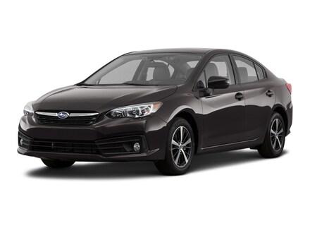 New 2021 Subaru Impreza Premium Sedan in Kennesaw GA