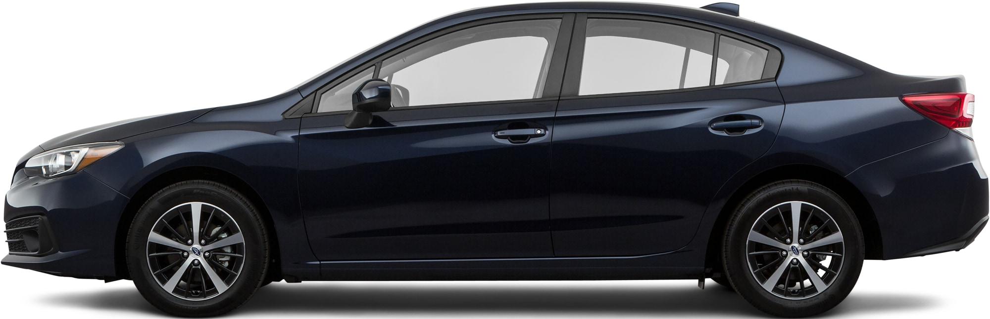 2021 Subaru Impreza Sedan Premium