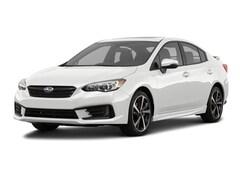 New 2021 Subaru Impreza Sport Sedan Troy NY