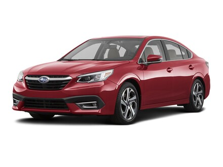 New 2021 Subaru Legacy Limited Sedan Idaho Falls, ID