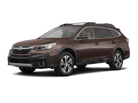 New 2021 Subaru Outback Limited SUV Idaho Falls, ID