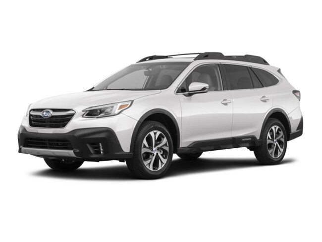 New 2021 Subaru Outback Limited SUV in Macomb