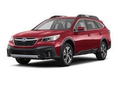 New 2021 Subaru Outback Limited XT SUV in Hudson