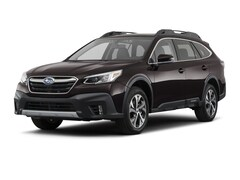 New 2021 Subaru Outback Limited XT WAGON in Wickliffe, OH