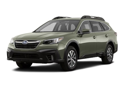 Featured New 2021 Subaru Outback Premium SUV for Sale in Hazelton, PA