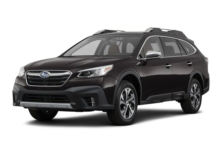 Featured New 2021 Subaru Outback Touring SUV for Sale in Moorhead, MN