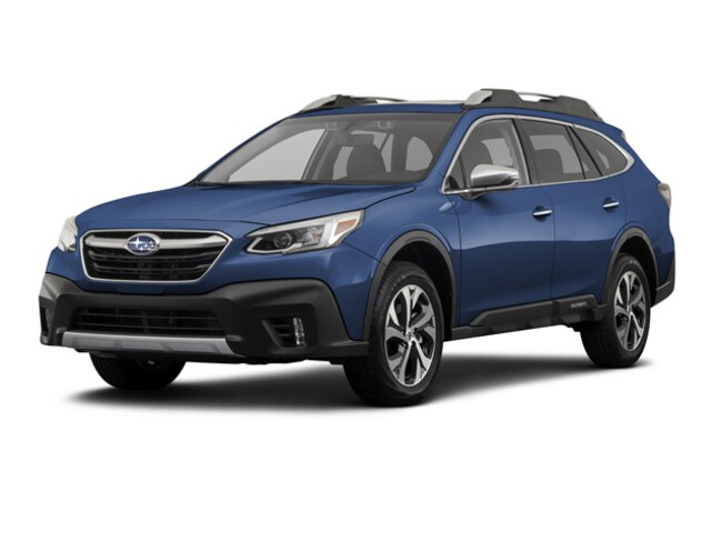 New 2021 Subaru Outback Touring XT SUV in Macomb