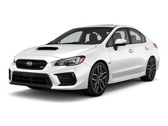 New 2021 Subaru WRX STI Limited w/Lip Sedan Troy NY