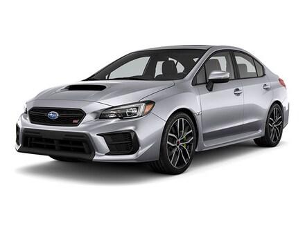 2021 Subaru WRX STI Limited w/Lip Sedan
