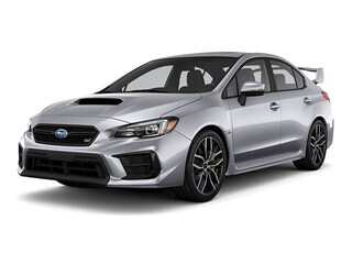 2021 Subaru WRX STI Limited w/Wing Sedan