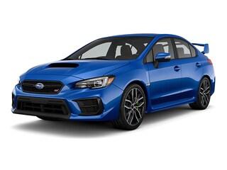 New 2021 Subaru WRX STI Limited w/Wing Sedan For Sale Westerly RI
