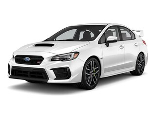 2021 Subaru WRX STI Sport-tech w/Wing Sedan