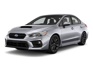 New 2021 Subaru WRX Base Sedan