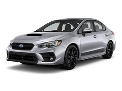 New 2021 Subaru WRX Limited Sedan Troy NY
