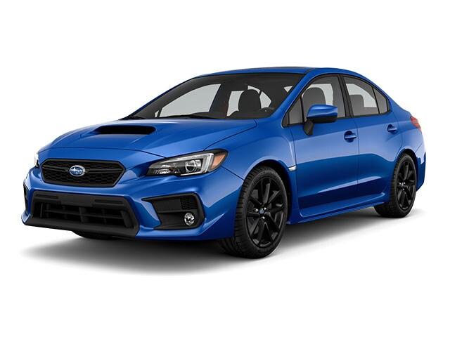 Pre-owned 2021 Subaru WRX Premium Sedan for sale near Brattleboro, VT