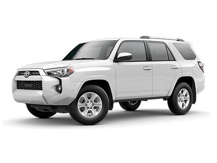 2021 Toyota 4Runner SR5 SUV
