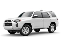 New 2021 Toyota 4Runner SR5 SUV In Corsicana, TX
