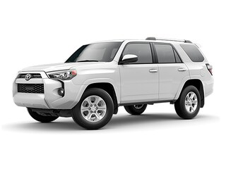 New 2021 Toyota 4Runner SR5 SUV for sale in Charlotte, NC
