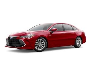 New 2021 Toyota Avalon Hybrid XLE Sedan for sale in Dodge City, KS