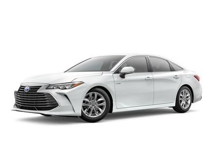 2021 Toyota Avalon Hybrid XLE Plus Sedan