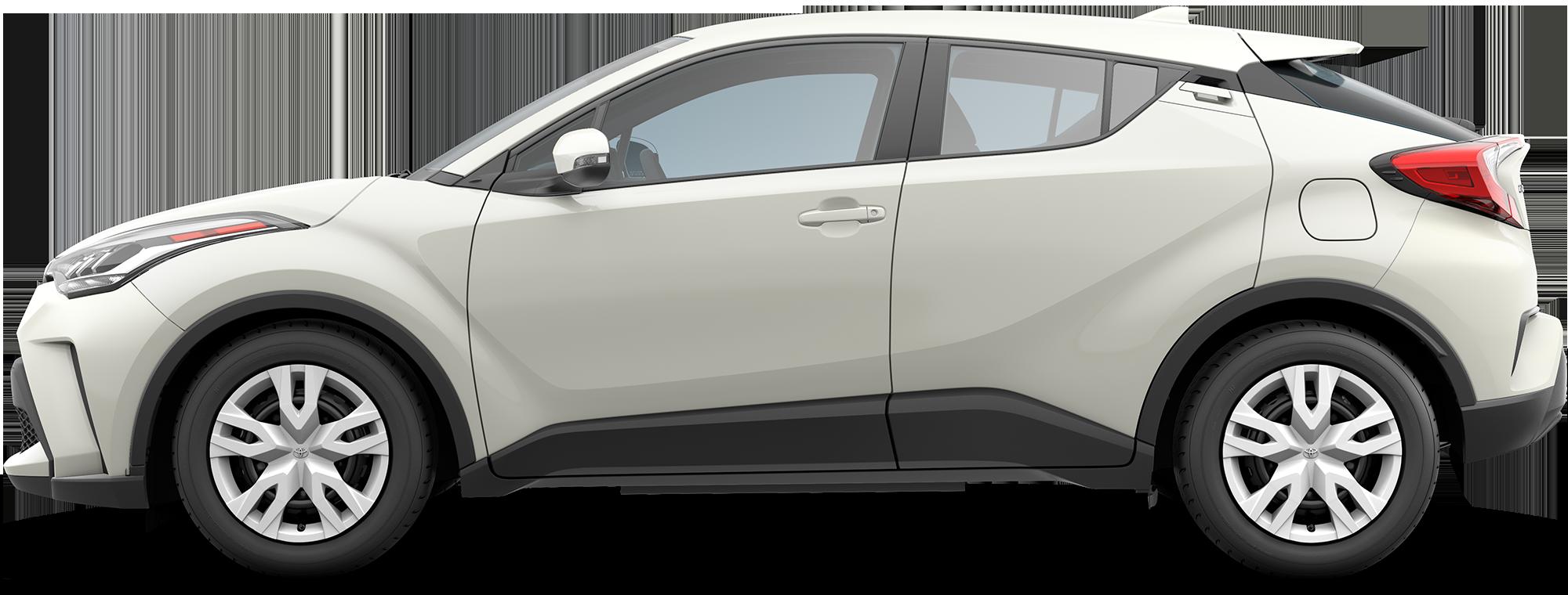 2021 Toyota C-HR SUV LE