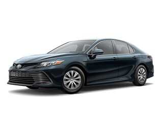 New 2021 Toyota Camry Hybrid LE Sedan For Sale in Springfield, OR